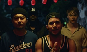The cast of Bodied
