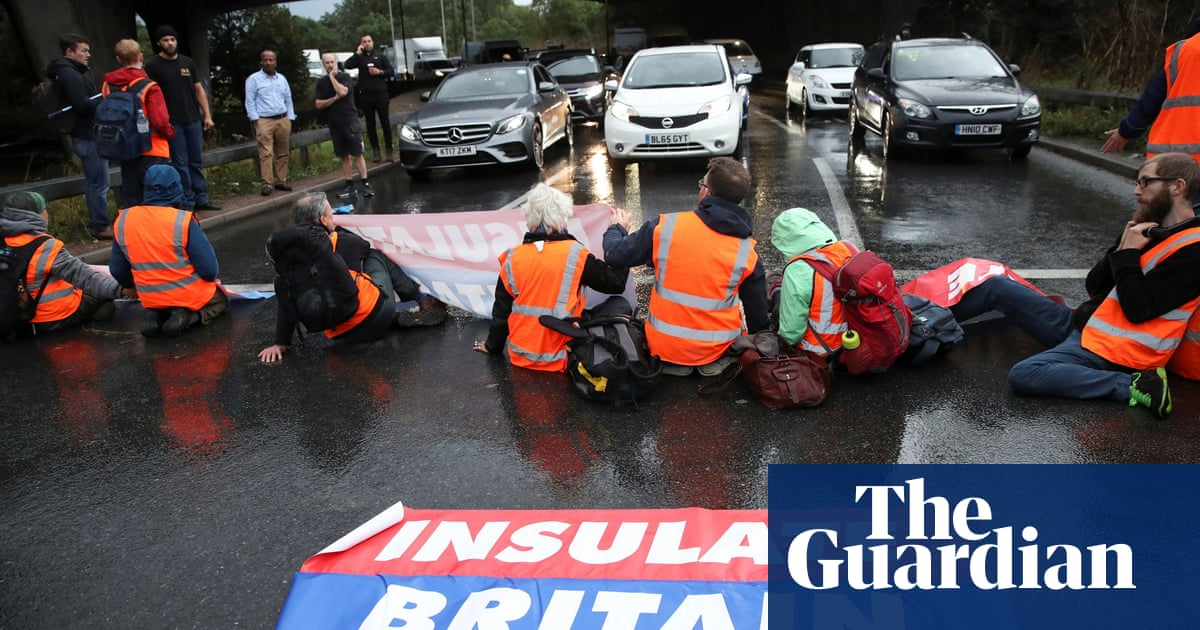 Insulate Britain's actions are roadblocks to change