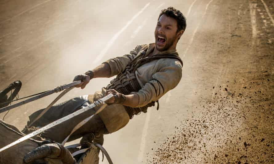 The remake of Ben-Hur starring Jack Huston received overwhelmingly negative reviews and flopped at the box office.