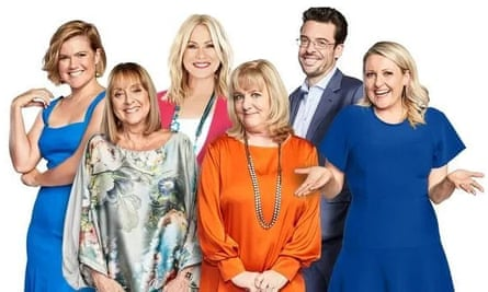 Presenters of Network Ten's Studio 10 morning show. The network has flagged changes to Studio 10 amid mass job cuts across the news division.