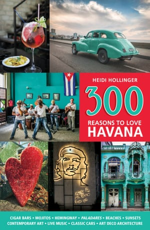 Book cover for 300 Reasons to Love Havana.