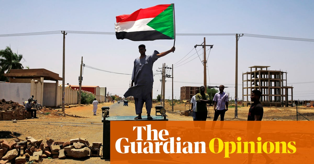 Sudan is heading for atrocity once again. The UK government must act | Kate Ferguson
