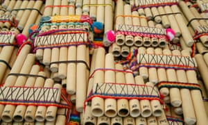 Deeply annoying but not guilty – pan pipes.