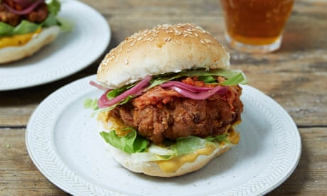 Crab mac'n'cheese and fried chicken sandwich: Nigella Lawson's new favourite comfort food recipes