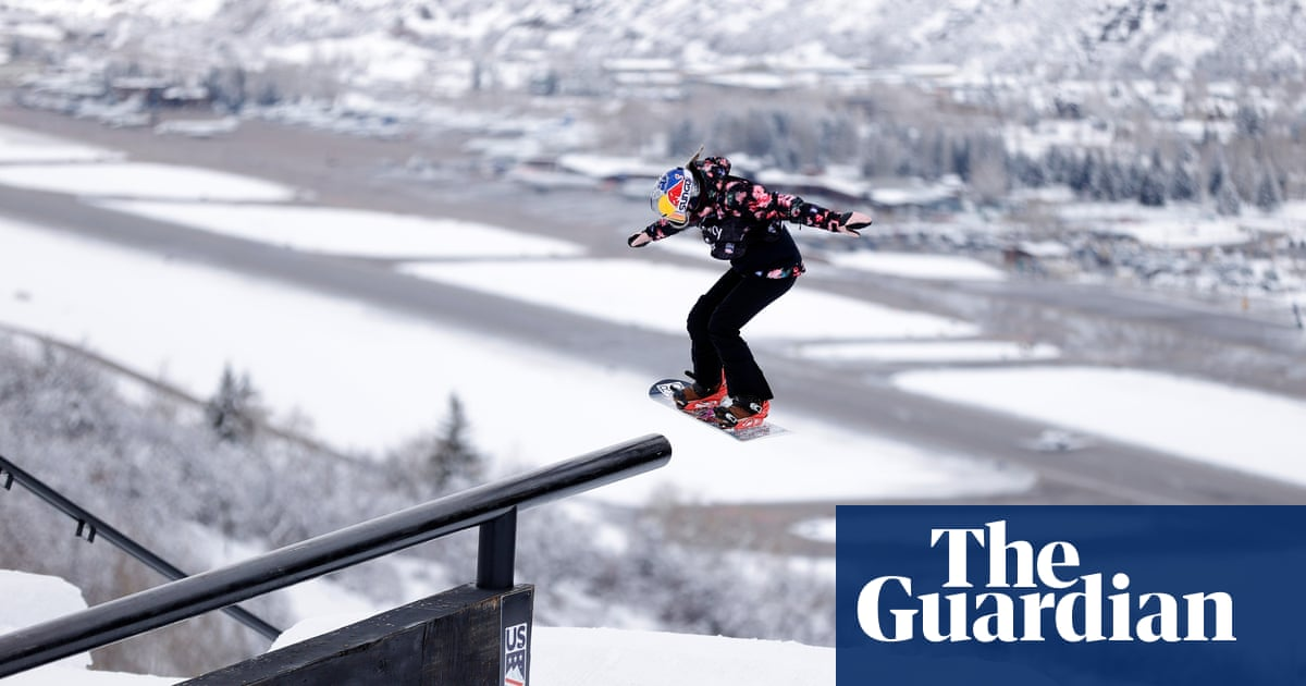 Snowboarder Katie Ormerod: 'If you love what you do, it's easy to work really hard'