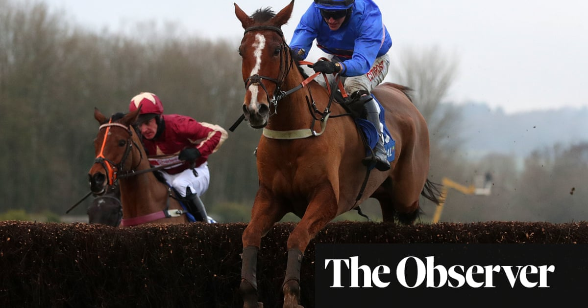 Welsh Grand National: Secret Reprieve storms to victory on home soil