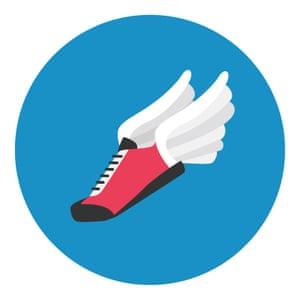 RioGO icon: Run
