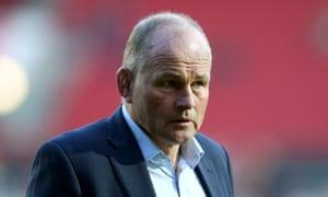 Andy Robinson, Bristol coach