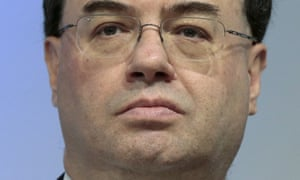 Andrew Bailey, the newly appointed Financial Conduct Authority boss