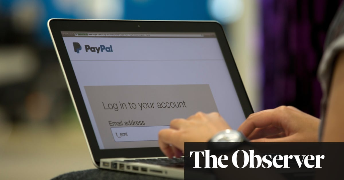 PayPal snubbed me after a fraudster shut my account   Money   The