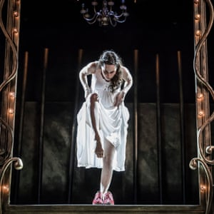 Stephanie Dufresne in The Red Shoes at the Gate, Dublin.
