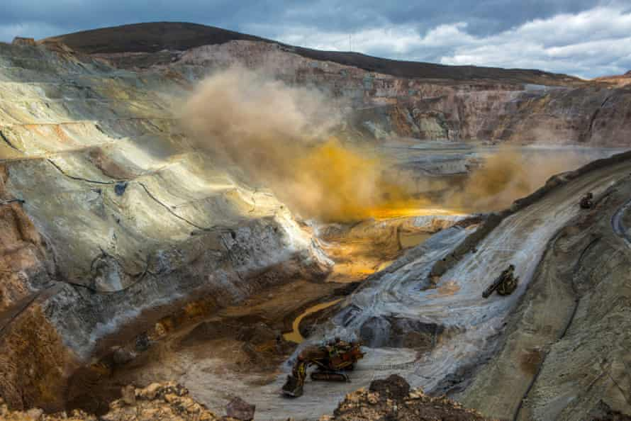 Yanacocha, South America's largest gold mine