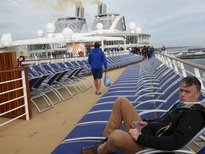 The Harmony Of The Seas Is A Monstrosity But Im Beginning To See - Cruise ship topless