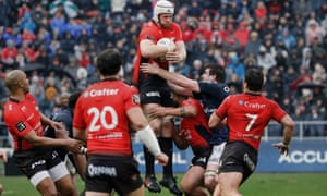 Dave Attwood has settled encouragingly into life with Toulon and is taking French lessons in order to integrate.