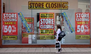 A year after BHS collapsed, 164 of its stores are still empty.