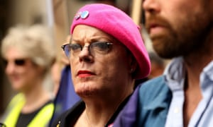 Czerwonko's lawyer told the court that the theft of Izzard's pink hat had been an 'instinctive' act.
