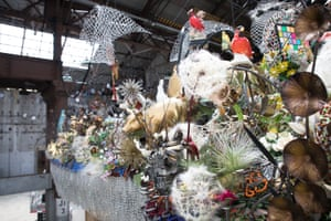 Crystal cloud by Nick Cave.