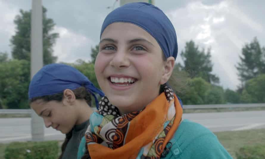 'In Syria, I was young' … Rawan, 12, in War Child.