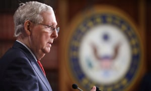 Trump's best friend in the effort to appoint judges has been Mitch McConnell.