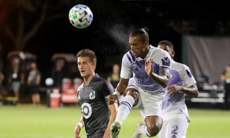 Nani double lifts Orlando City past Minnesota into MLS is Back final