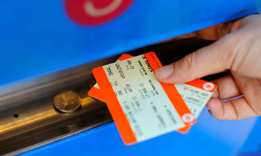 Avoid if you can the 'walk-up' fares, which are among the highest in the world.