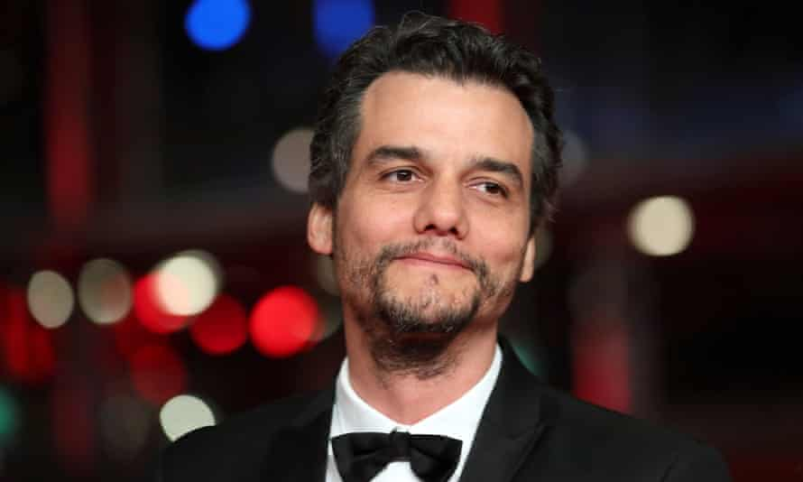 Wagner Moura pictured at the Berlin International Film Festival.