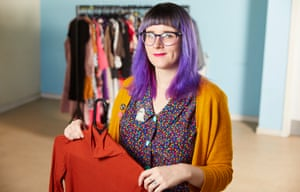 'It changed how I thought about clothes': Lauren Cowdery of the Leeds Community Clothes Exchange:
