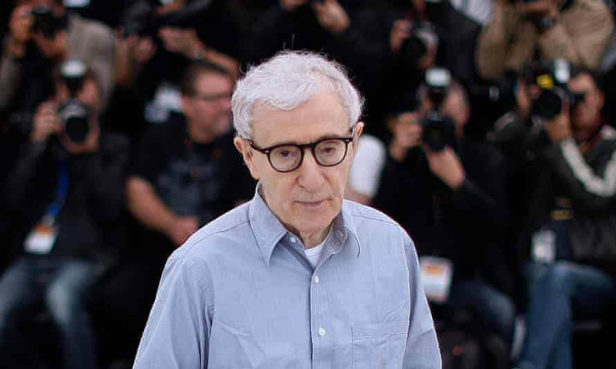 Woody Allen's Amazon deal was terminated after he said he 'should be the poster boy for the #MeToo movement'.