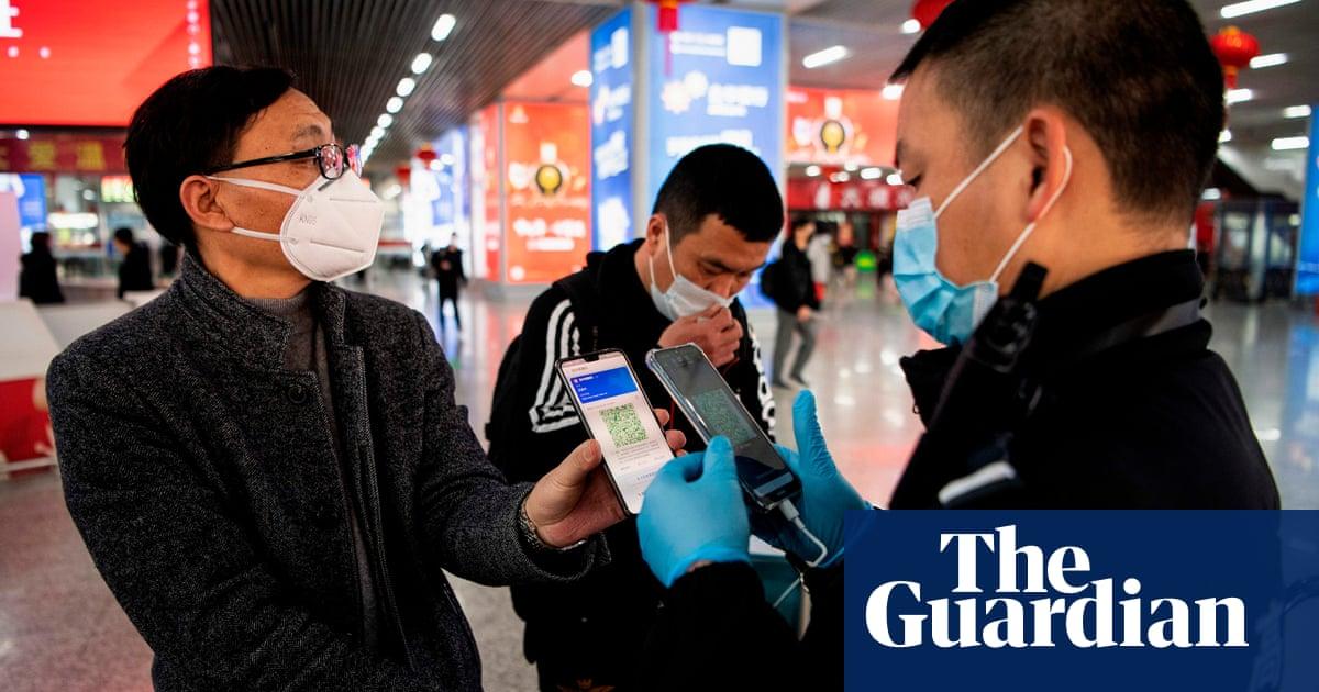 Chinese city plans to turn coronavirus app into permanent health tracker