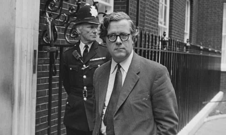 Geoffrey Howe, September 1973