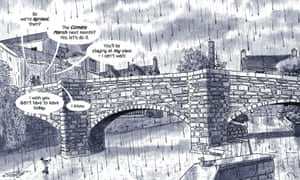 'This is what you should be writing about' … a detail from Rain by Mary and Bryan Talbot.