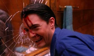 Some of us are still haunted 25 years on … Twin Peaks's final scene.