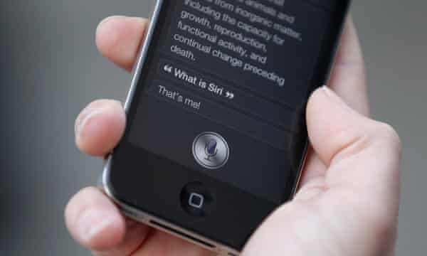Apple contractors 'regularly hear confidential details' on Siri recordings | Apple | The Guardian