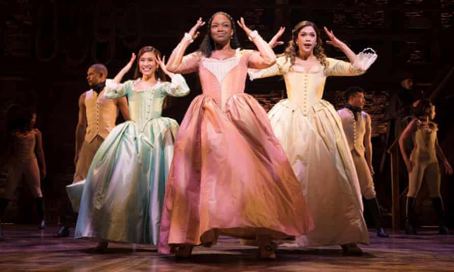 Rachelle Ann Go, Rachel John and Christine Allado in Hamilton.