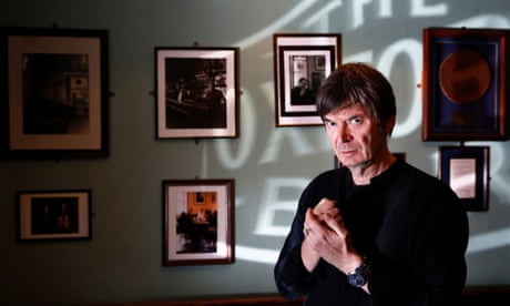 Ian Rankin: 'I couldn't get on with War and Peace'