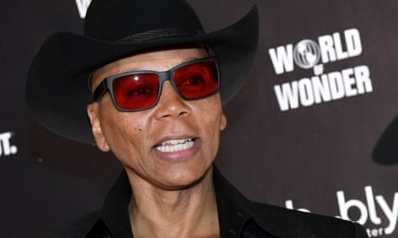 RuPaul spoke to NPR about the 60,000-acre ranch he owns in Wyoming and revealed he leases the land to oil companies.