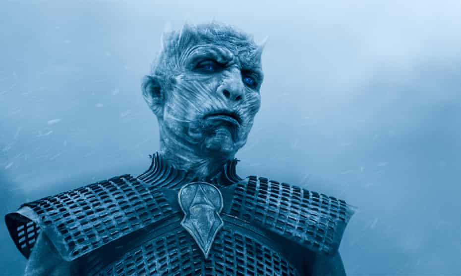 The full horror of the undead is revealed ... Hardhome.