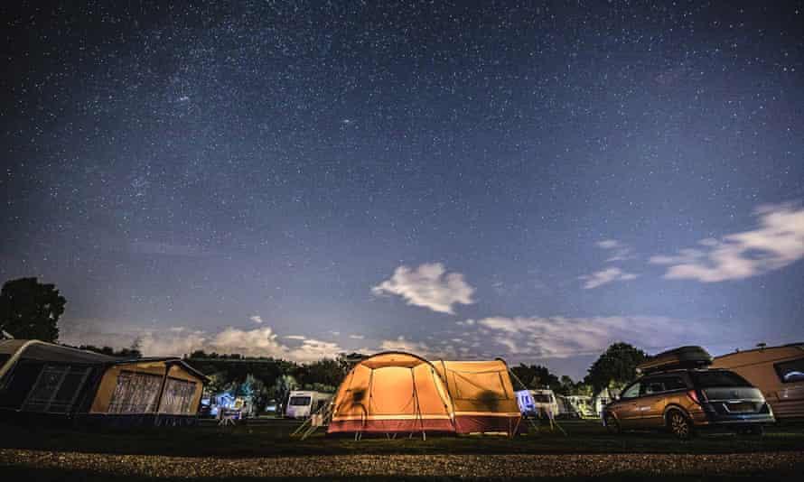 Camp Elwood, Holkham Norfolk Camping