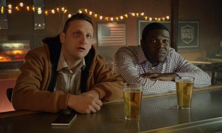 Dumb & Detroiters: Tim Robinson and Sam Richardson.