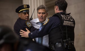 'A smirk and an expensive suit': George Clooney in Money Monster