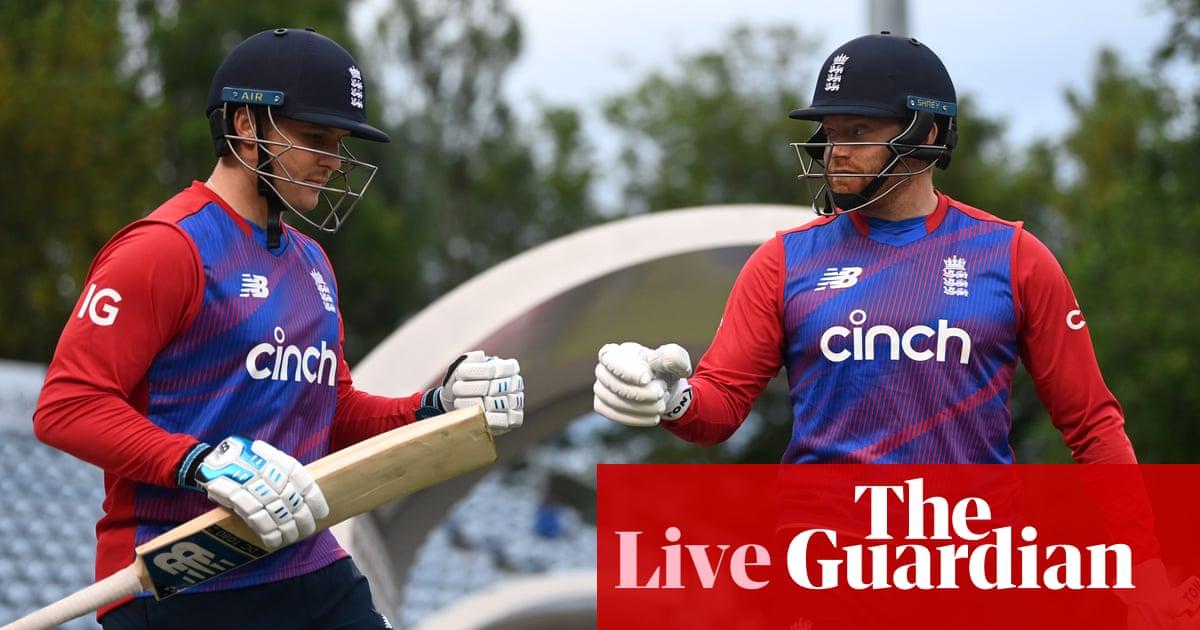 England v Sri Lanka: third men's T20 international – live!