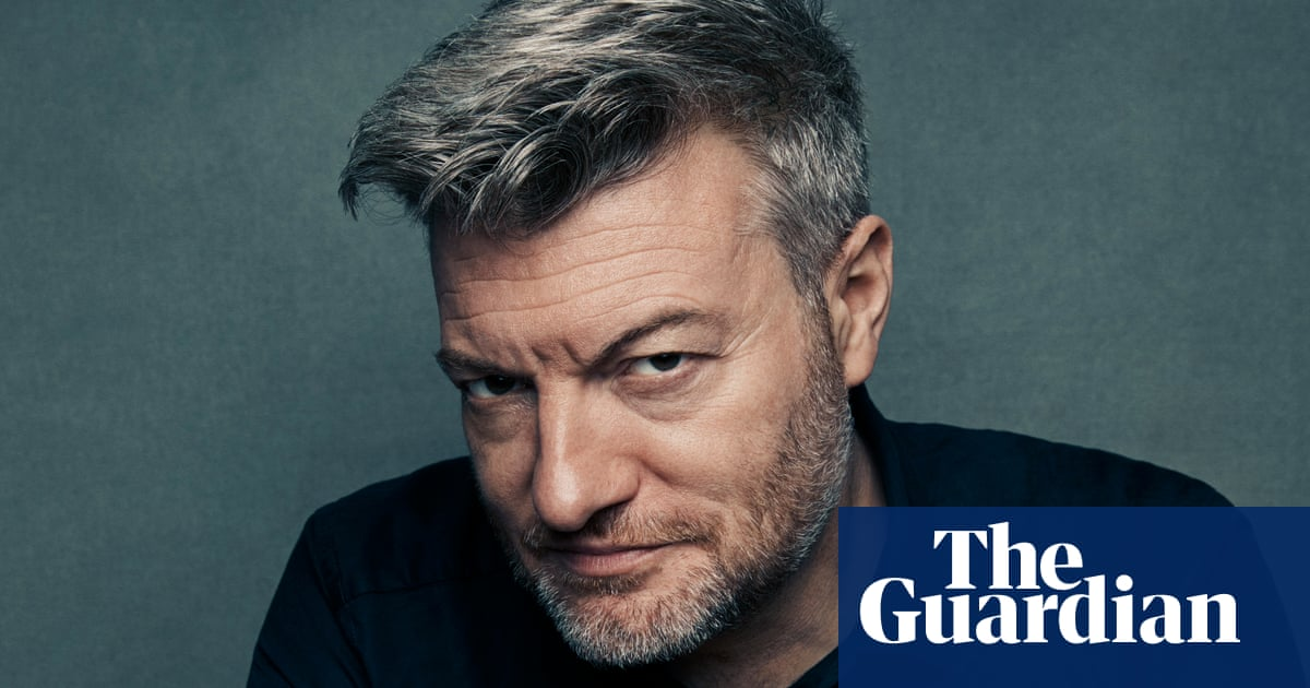 Charlie Brooker: 'There's a certain release in laughing into the abyss'
