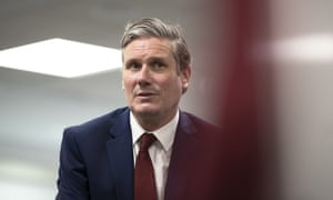 Starmer criticised the government's handling of this weekend's reopening