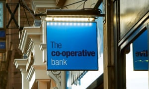 The Co-operative Bank was bought out by US hedge funds in 2017.