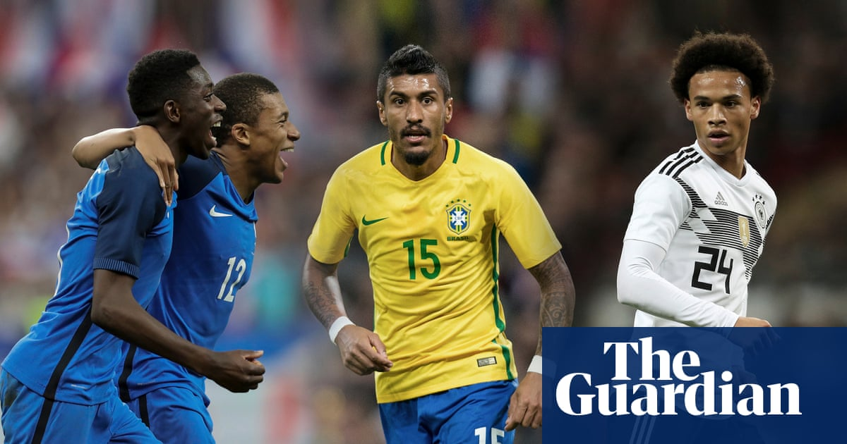 57447881d7d World Cup 2018  team-by-team guide to all 32 countries