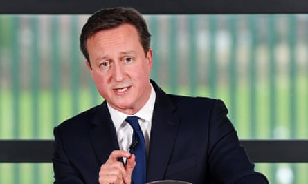 David Cameron is considering whether to recommend a review of the legislation in the Tory manifesto for the general election.