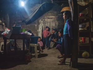 Mexico; Guerrero; Ayahualtempa; 2020 35 displaced in the village of Ayahualtempa. They are all relatives and have been hosted for some time under the protection of the CRAC-PF. Many of them are women and children.