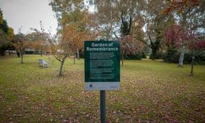 Breakspear crematorium in Ruislip.