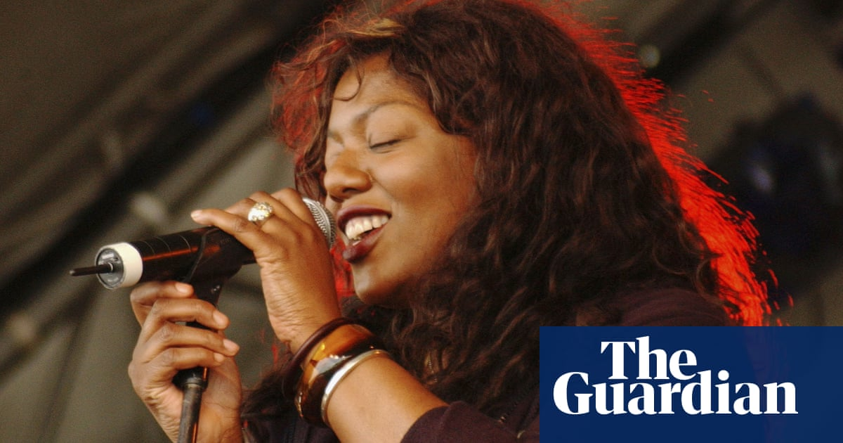 She gold-plated songs: Denise Johnson, the voice of Manchesters dancefloors