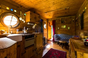 The Hobbit accommodation at Secret Meadows